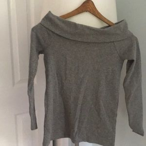 J crew off the shoulder sweater! Worn once xs